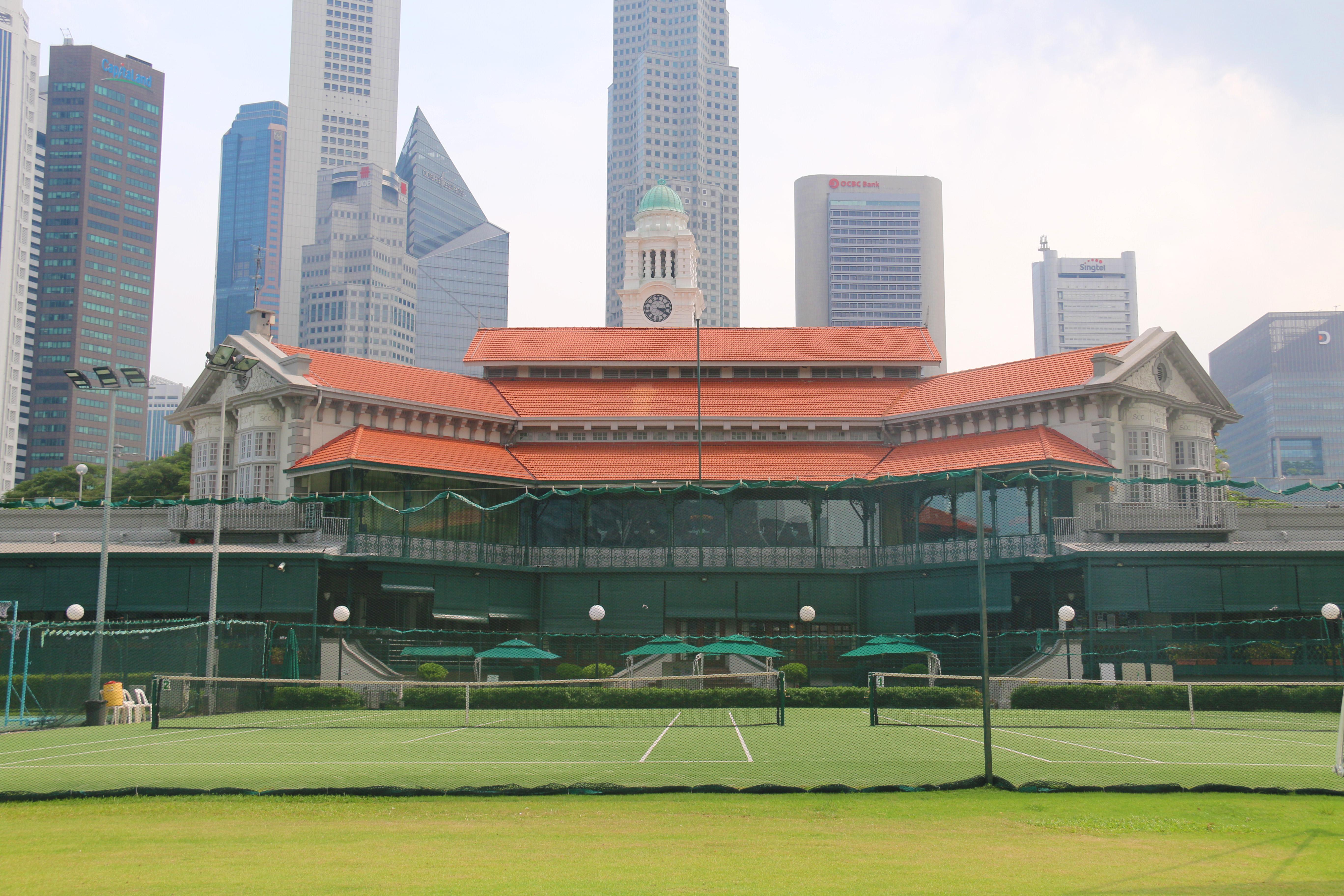 Singapore Cricket Club Established 1852